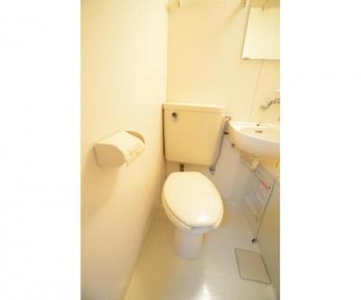 グレース幕張本郷のトイレ