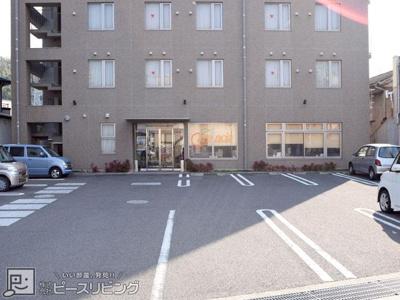 【外観】阿南ステーションホテル 1階食堂