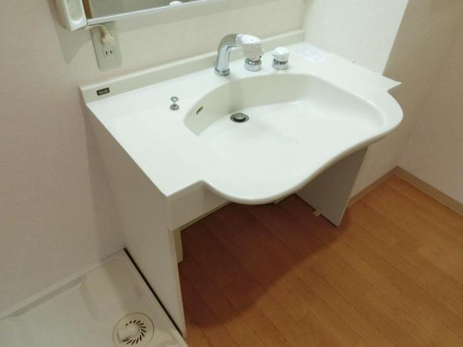 セレーノはびきの 独立洗面台