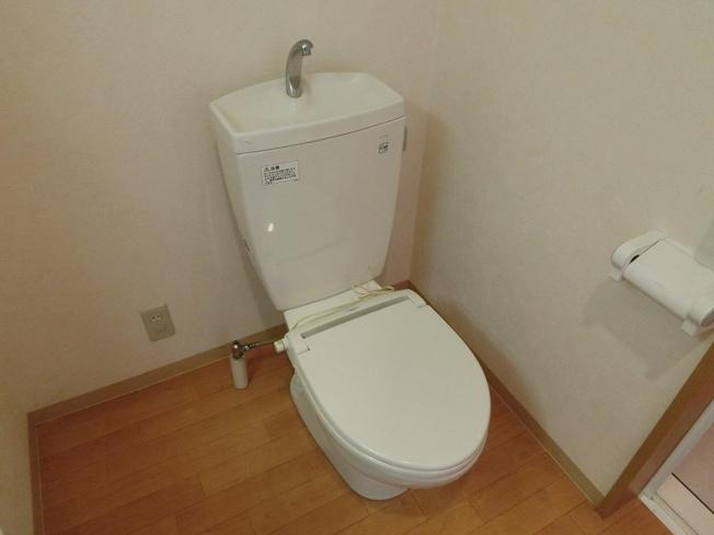 セレーノはびきの トイレ