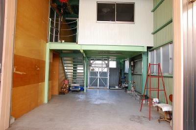 【その他共用部分】南京終トランクルーム