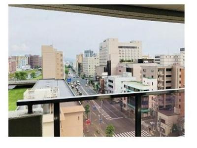 【展望】橋市駅前マンション