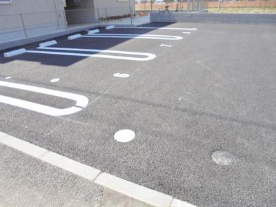 【駐車場】BELLAVISTA