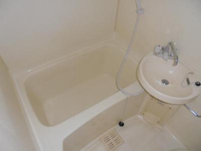 【浴室】ラ・ルピナス