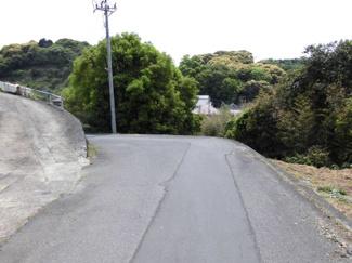 【前面道路含む現地写真】大村市水計町 売地 503.66坪