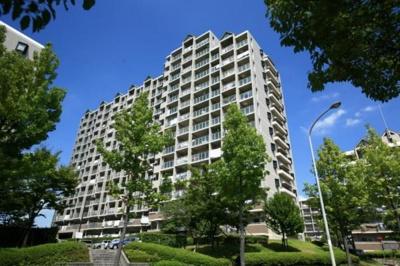 【外観】アバンドーネ西神春日台6号棟