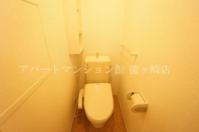 【トイレ】ベル カーサ Ⅰ
