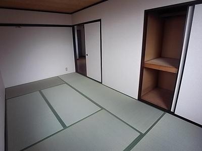 【寝室】畷スカイハイツ