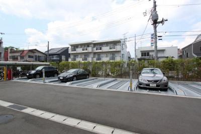 【駐車場】リビングステージ広瀬川