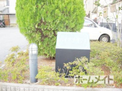 【駐車場】ハイツデガジェ
