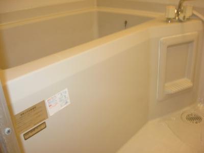 【浴室】ハイツデガジェ