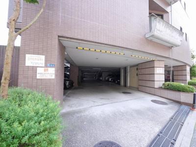 【駐車場】パークヒルズ横浜星川