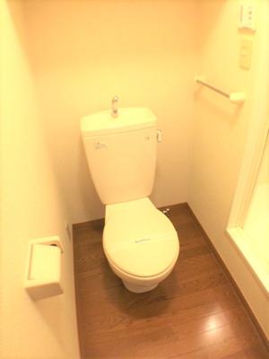 【トイレ】ジュリアン