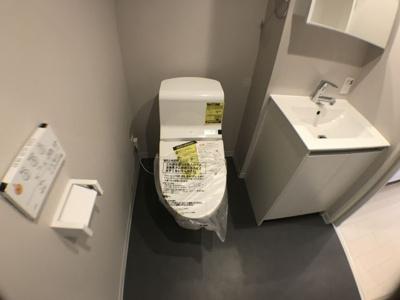【トイレ】WISTERIAR&T