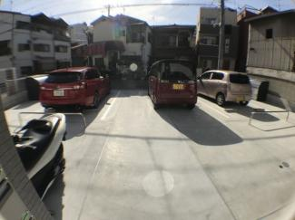 【駐車場】WISTERIAR&T