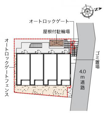 【設備】エスペランサ扇大橋