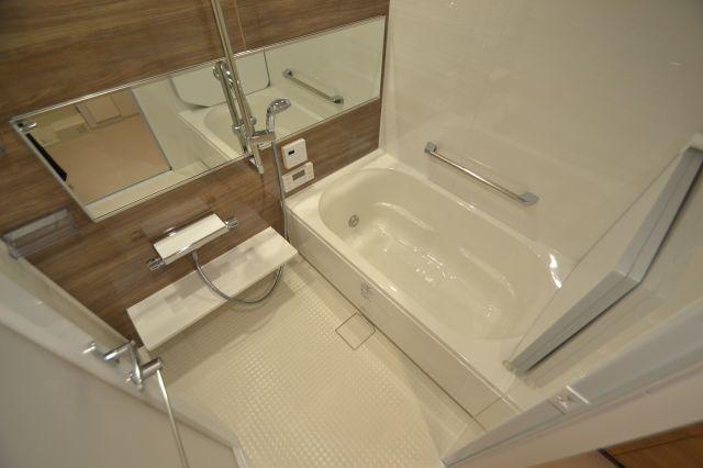 【浴室】プレミスト六甲道