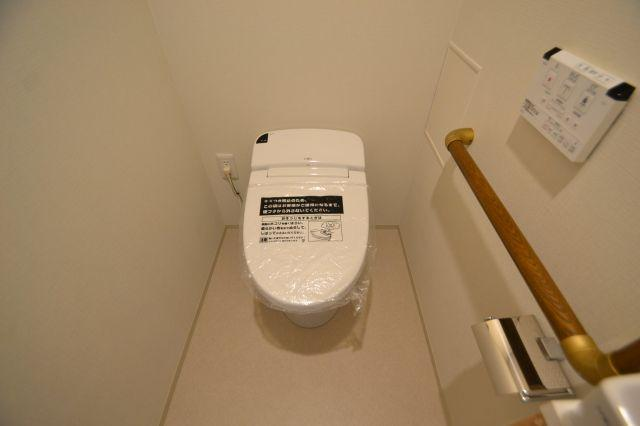 【トイレ】プレミスト六甲道