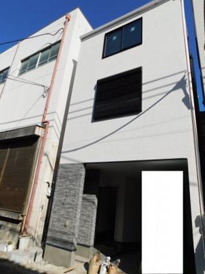 【外観】福島区玉川3丁目新築戸建