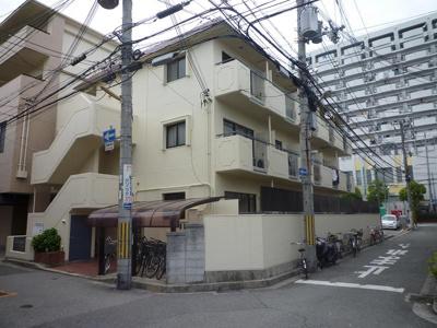 【外観】ハイツ南苑荘