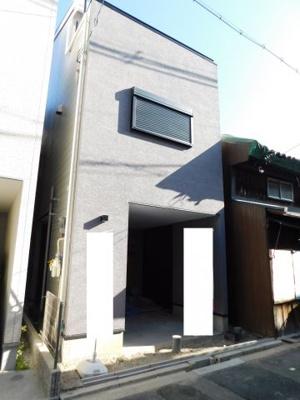 【外観】福島区野田5丁目新築戸建