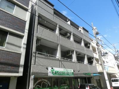 【外観】シティーハイム武蔵関