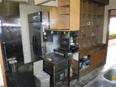 【キッチン】野田屋貸し店舗(倉庫)