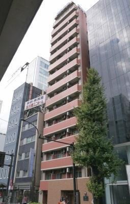サンテミリオン渋谷道玄坂の外観です。