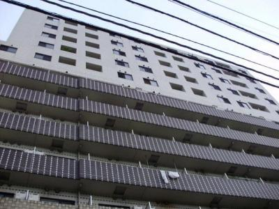 フィールA渋谷の外観です。