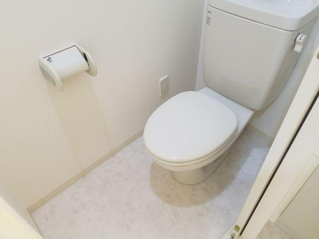 【トイレ】グランマルシェ