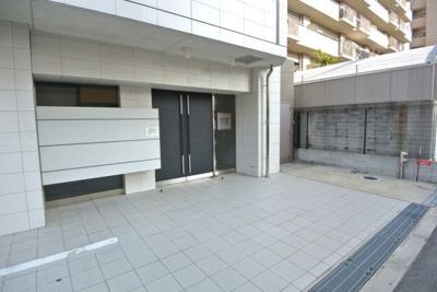 【エントランス】ラナップスクエア南堀江