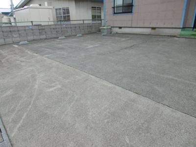 消雪駐車場
