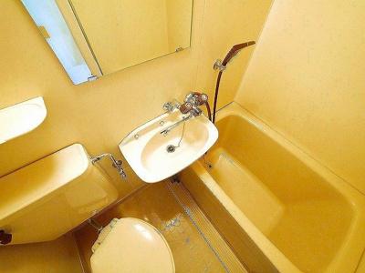 忙しい朝には欠かせない洗面所です