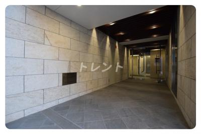 【エントランス】ミュージション東日本橋