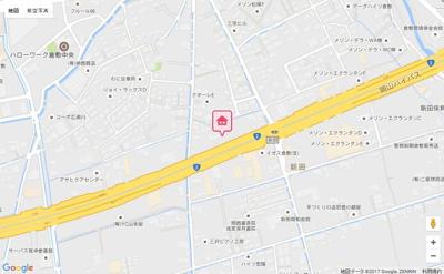 【地図】クレール