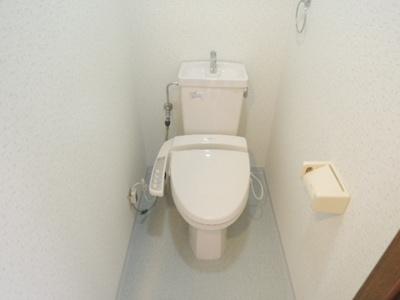 【トイレ】ベルメゾン平野