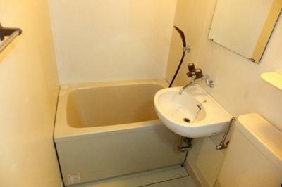 【浴室】セザールプラザ府中