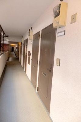 【玄関】セザールプラザ府中