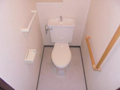 【トイレ】プルミエール