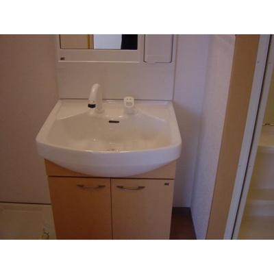 サンハイツ祐光の洗面台