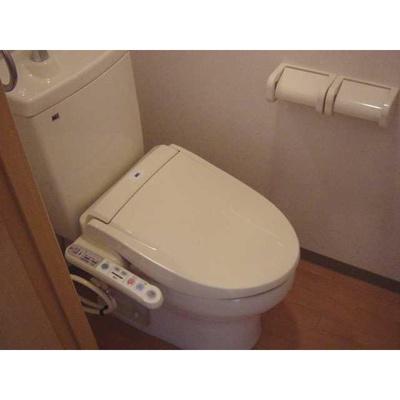サンハイツ祐光のトイレ