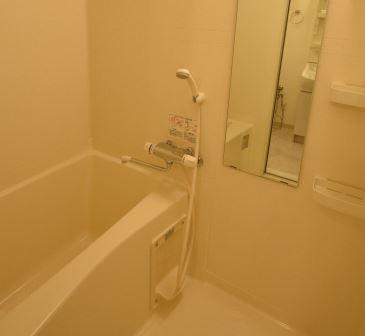 【浴室】フェニックスレジデンス桑津