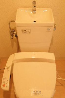 【トイレ】プロスペクト美章園