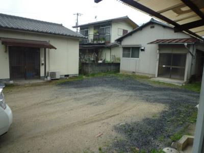 【駐車場】児島稗田町 戸建て