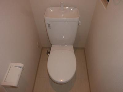 【トイレ】プレサンス上町台東平