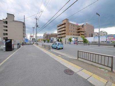 【周辺】JOY奈良駅前P-2