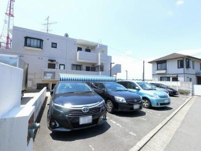 【駐車場】コスモ三ッ池公園
