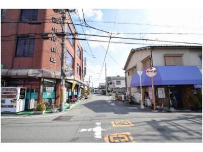 【周辺】パナハイツ古曽部 株式会社Roots