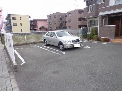 【駐車場】メゾン・クラシロ