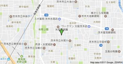 【地図】メゾン・クラシロ